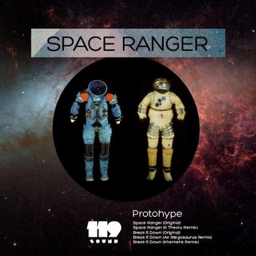 Space Ranger (K Theory Remix)