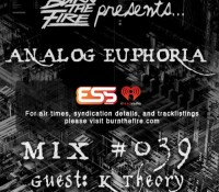 Analog Euphoria #039 — ft. K Theory