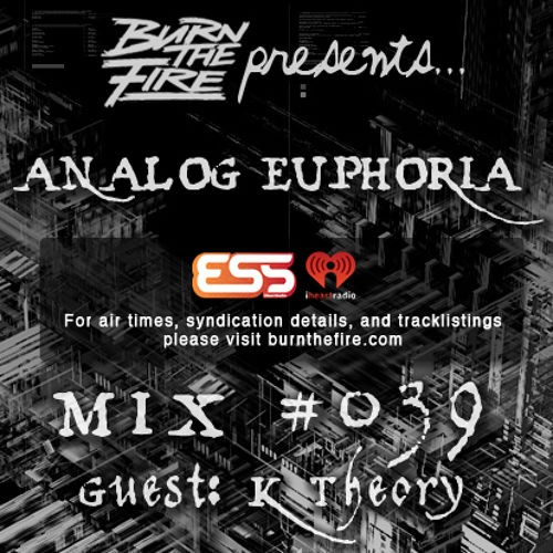 Analog Euphoria #039 — ft. K Theory